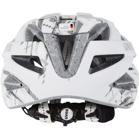UVEX City I-VO Kask rowerowy, white mat